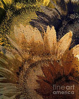 Floral Gold by Edmund Nagele