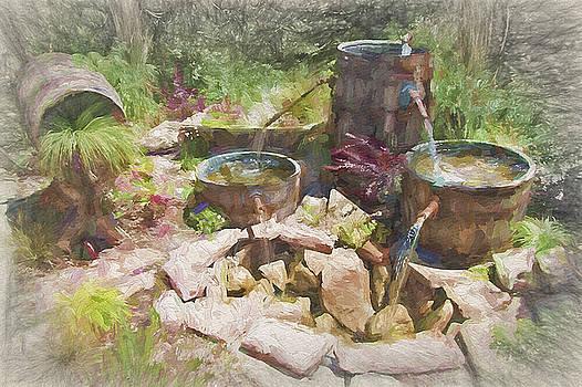 Steve Ohlsen - Floral Landscape 2 - Pioneer Village