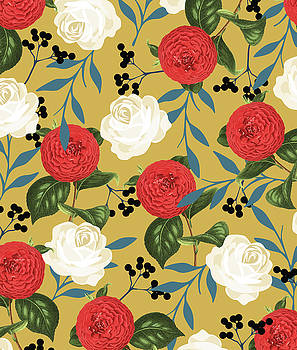Floral Obsession by Uma Gokhale