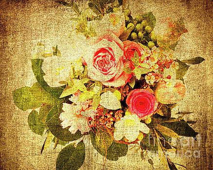 Floral Past by Edmund Nagele