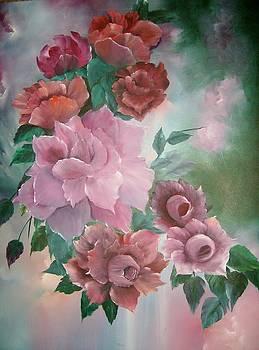 Floral Splendor by Debra Campbell