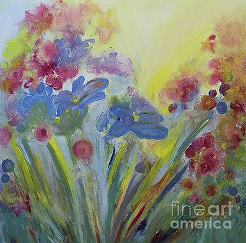 Floral Splendor by Stacey Zimmerman