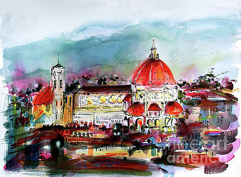 Ginette Callaway - Florence Cathedral of Saint Mary of the Flower