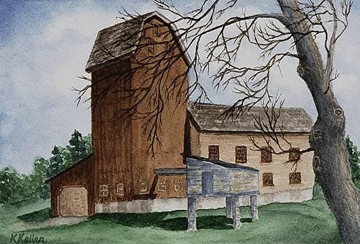 Florence Mill 2 by Kathleen Keller
