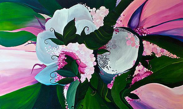 Floreus Frondosus by Becka Noel