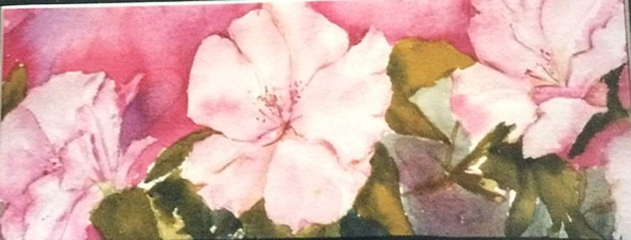 Flower 2 by Katherine  Berlin