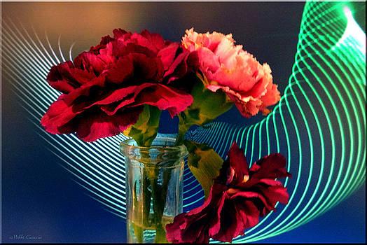 Flower Decor by Mikki Cucuzzo