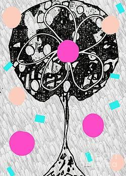 Flower Fancy by Ann Calvo