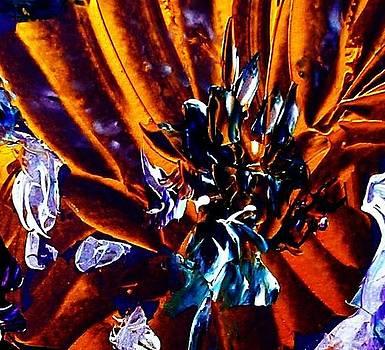 Flower In Space by Vlado  Katkic