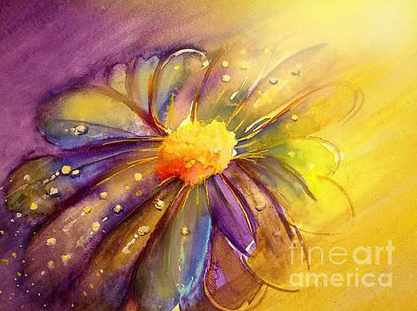 Flower Offering by Allison Ashton