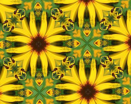 Linda Sannuti - Flower pattern
