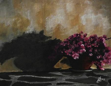 Flower Pot by Kim Selig