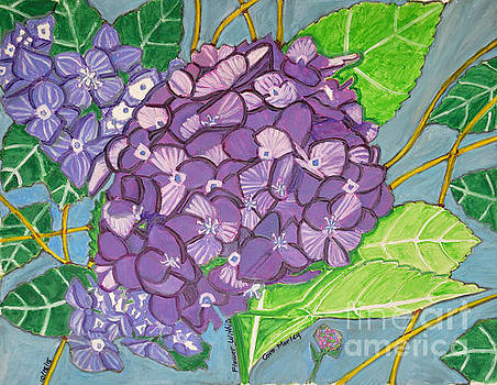 Flower Within by Cora Morley Eklund