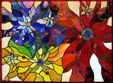 Flowerburst by Howard Mendelson