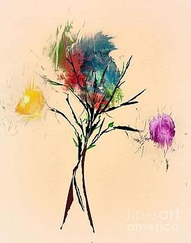 Flowerchild by John Krakora