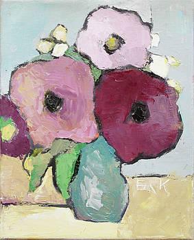 Flowers 1601 by Becky Kim