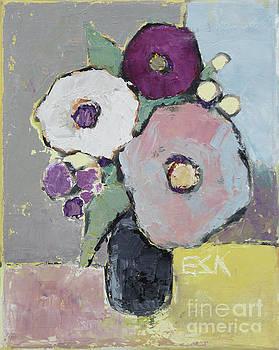 Flowers 1602 by Becky Kim