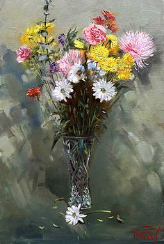Ylli Haruni - Flowers 2010