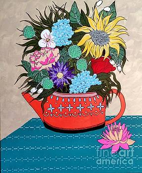 Flowers by Amy Sorrell