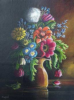 Flowers by Anthony Mwangi