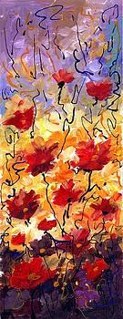 Flowers Composition by Samiran Sarkar