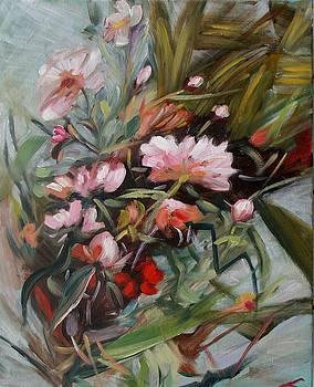 Flowers by Elena Sokolova