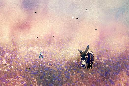 Flowers For Breakfast by Diane Schuster