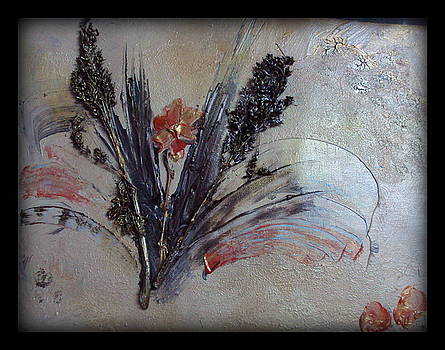 Flowers in abstraction by Manali Thakkar