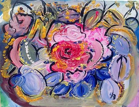 Flowers by Judith Desrosiers