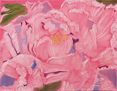 Petal Tapestry by Meryl Goudey
