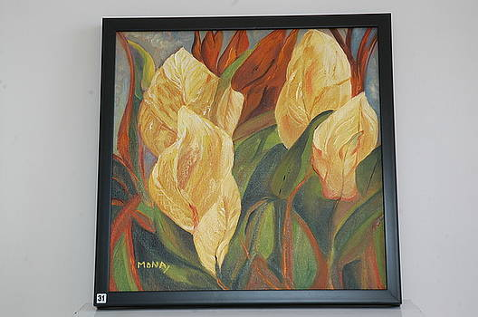 Flowers by Mona Bhavsar