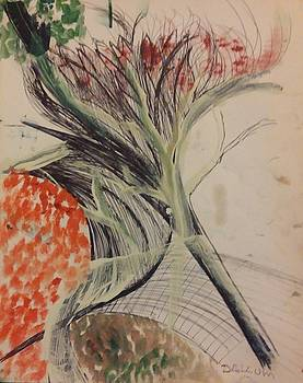 Flowers no 2 by Gregory Dallum