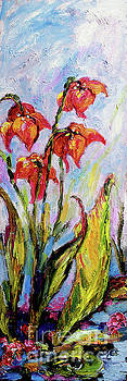 Ginette Callaway - Flowers Wetlands Parrot Pitcherplant