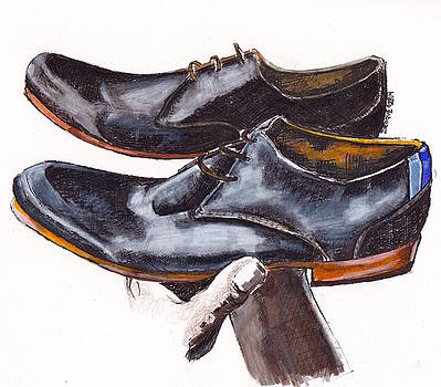 Fluevog by Dallas Roquemore