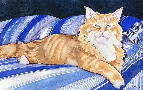 Fluffy the Lioness by Marsha Elliott