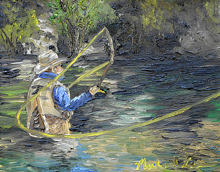 Fly Fishing by Michael Lee