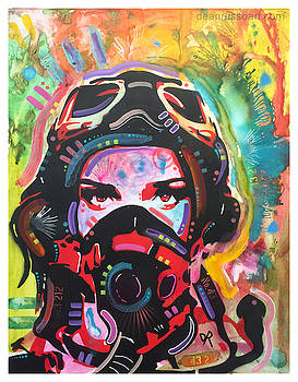 Fly Girl by Dean Russo