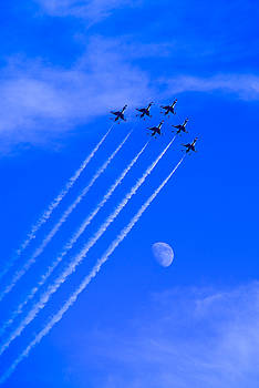 Fly Me to the Moon by Zee Helmick