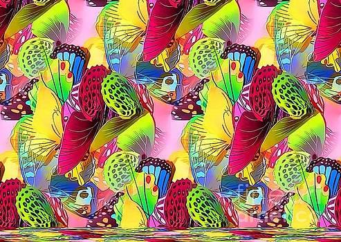 Fly my Butterfly by Nico Bielow by Nico Bielow