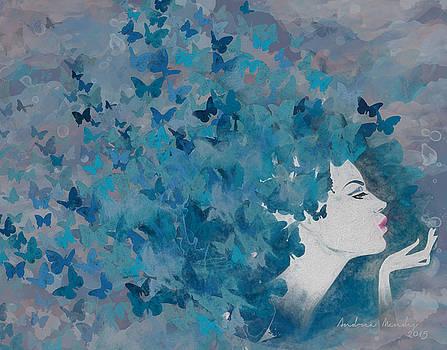 Flying Blues by Andrea Ribeiro