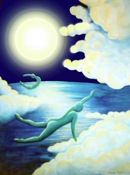 Flying Dream 2 by Barbara Stirrup