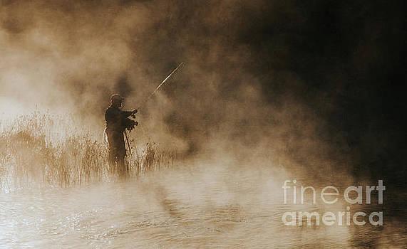 Flying Fishing by Iris Greenwell