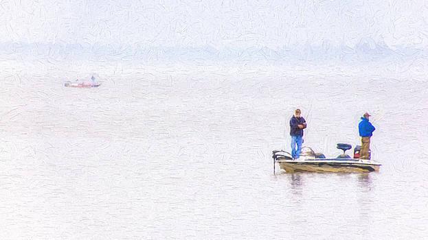 Dave Bosse - Foggy Fishing Morning