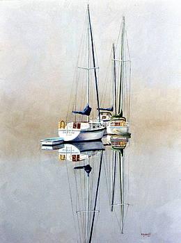 Karol Wyckoff - FOGGY MORN
