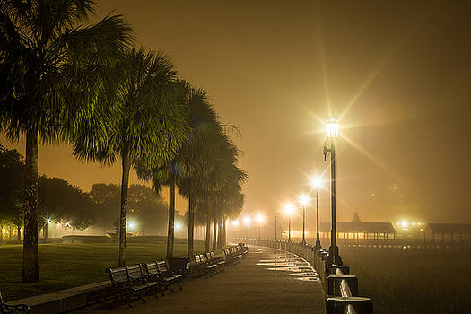 Foggy Night by Brent Paape