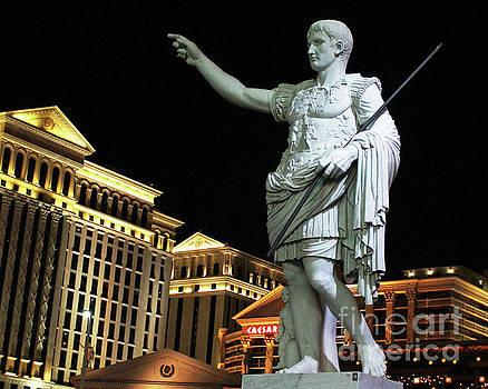 Follow Caesar by Cheryl Del Toro
