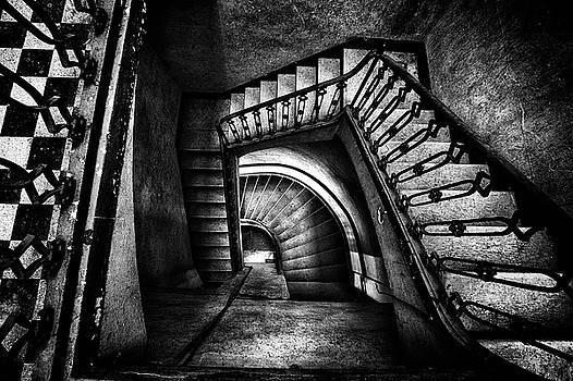 Follow the light by Dirk Ercken