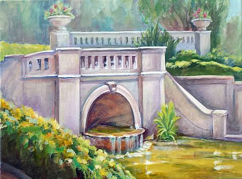 Fontaine de Kimberly by Muriel Dolemieux