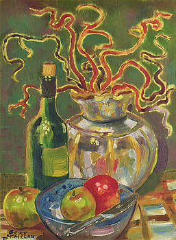 Food And Drink by Bruce McMillan