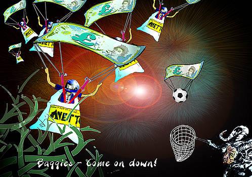 Miki De Goodaboom - Football Derby Rams against West Brom Baggies